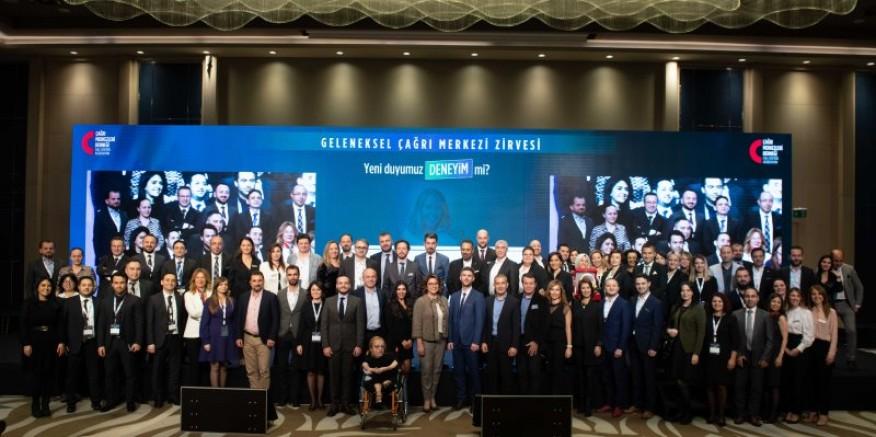 2019 Geleneksel Çağrı Merkezi Zirvesi, 500'e yakın sektör profesyonelini buluşturdu