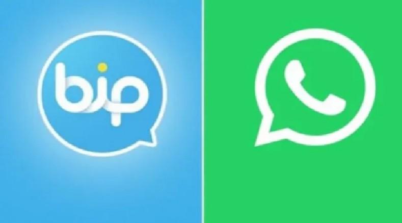 250 milyon nüfuslu ülkede BİP çılgınlığı! Whatsapp'ı siliyorlar