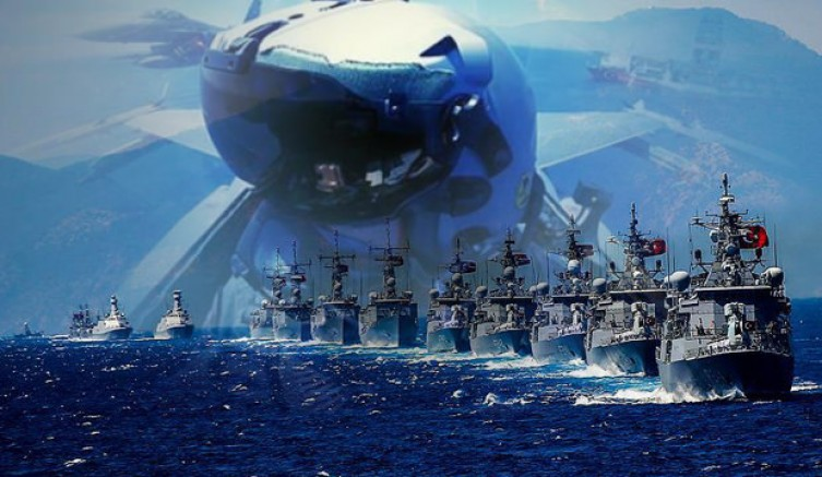 7 Düvel Türkiye'ye Karşı Birleşti: ABD, Fransa, Yunanistan, AB, Mısır ve Mogherini'den Türkiye'ye gözdağı