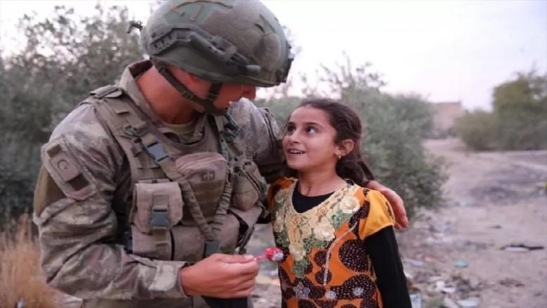 ABD Basınından Bu Kez Şaşırtan Türkiye Övgüsü: Katliamların Önünde Yalnızca Türk Askeri var