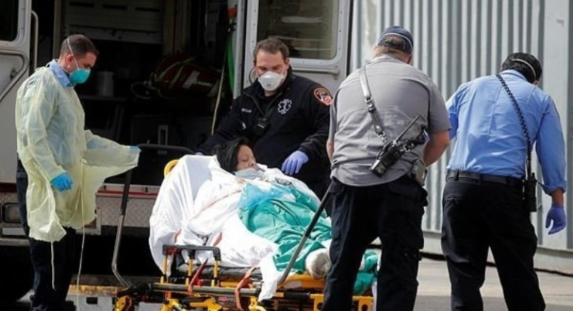 ABD'de Sağlık Sistemi Çöktü! Hastalar Ölüme Terk Edildi