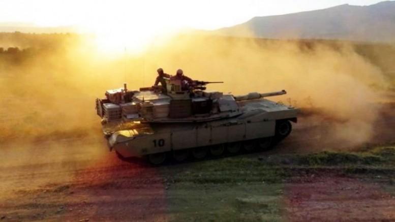 ABD'den Türkiye Sınırına Büyük Askeri Yığınak: Lozan Anlaşmasını Deldiler