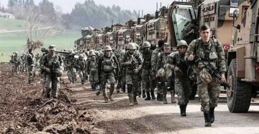 ABD Dergisi Hedef Gösterdi: Türk Ordusu Yayılıyor