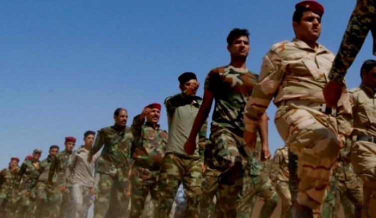 ABD Ve İngilizler 40 Bin YPG'liye Eğitim Veriyor