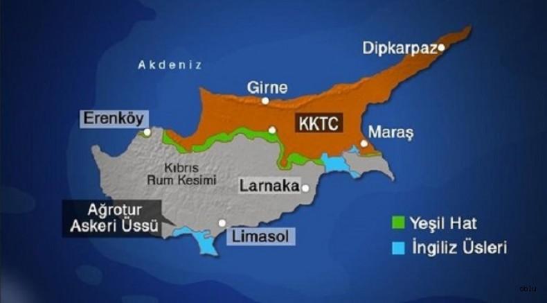 Akdeniz Isınırken Rumlar Türkiye'ye Karşı Her Yolu Deniyor İngilizler Kıbrıs'a Yığınak Yapıyor!