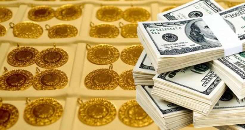 Altın, Avro Ve Doları Solladı