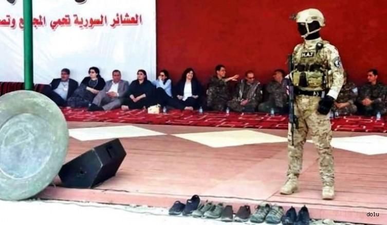 Aşiretlere PKK baskısı! Başrol de Yine BAE Ve Suudiler Var