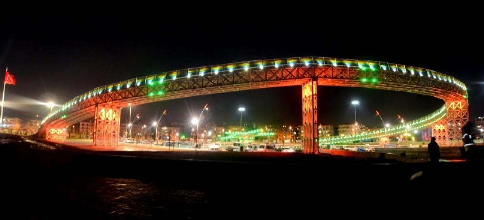 Avcı Ramadan Köprüsünde Boya Yenilemesi Yapılacak