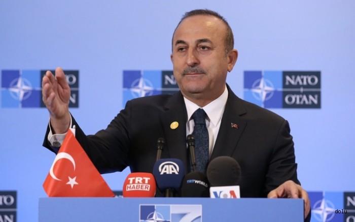 Bakan Çavuşoğlu'ndan Fransın Parlamenter'e: Haddinizi Bildirmeye Devam Edeceğiz
