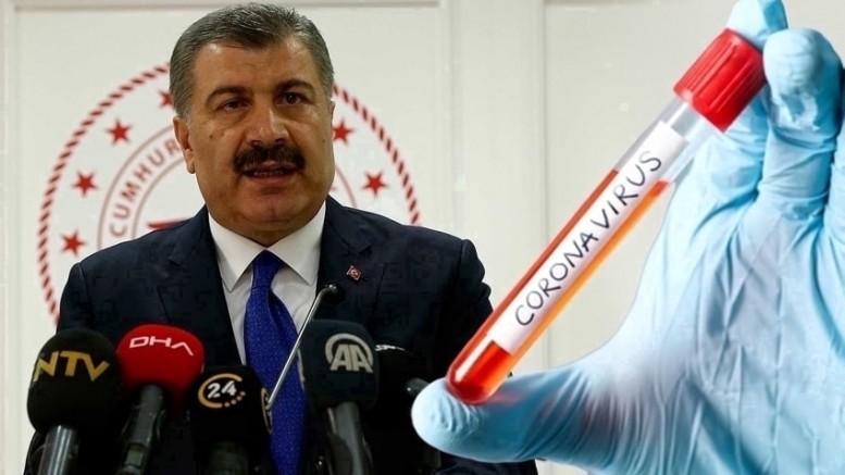 Bakan Koca son verileri açıkladı! İşte Türkiye'nin koronavirüs tablosu!