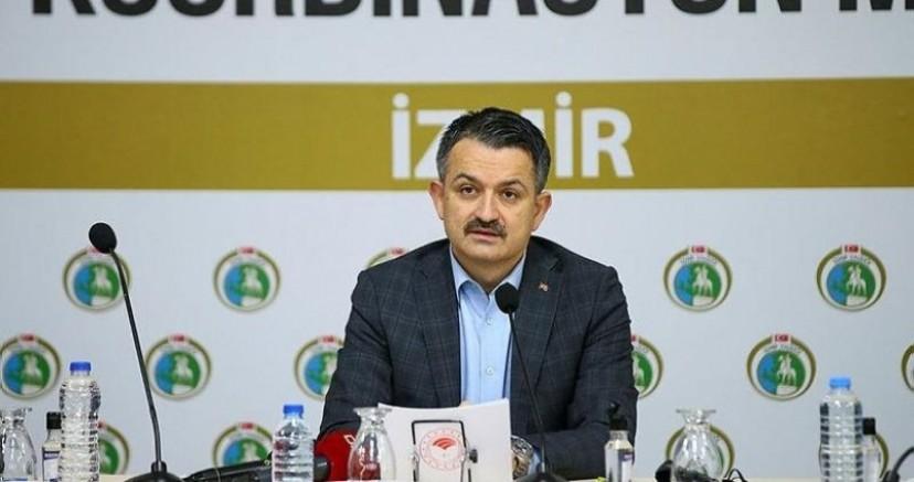 Bakan Pakdemirli: İzmir Tarihinin En Büyük Dönüşümünü Gerçekleştireceğiz