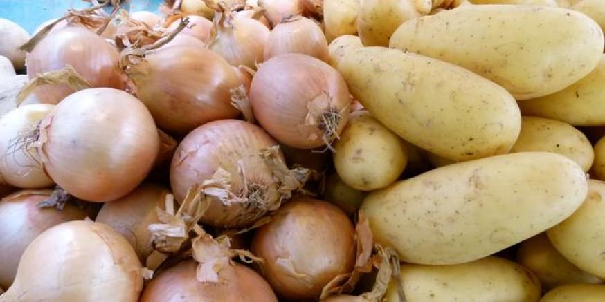 Bakanlık Resmen Duyurdu! Patates Ve Kuru Soğan İçin Flaş Karar