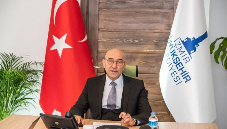 Başkan Soyer; Akdeniz Bizi Birleştiriyor