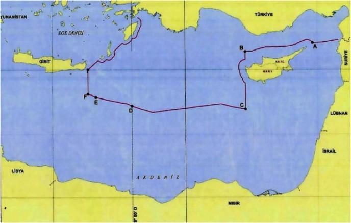 Bir İmzayla Her Şey Değişti! Türkiye Yeni Harita Yayınladı