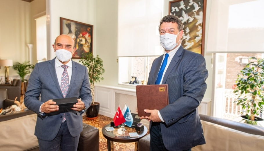 Büyükşehir İle BM Arasında İşbirliği Mutabakatı