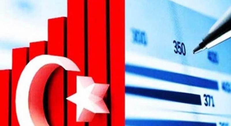 Büyüme Rakamları Açıklandı:Türkiye Yüzde Kaç Büyüdü?