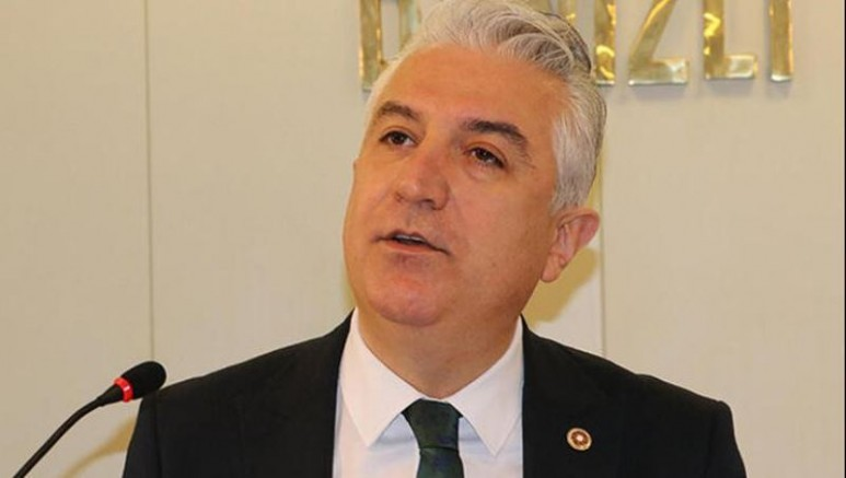 CHP Denizli Milletvekili Teoman Sancar, partisinden istifa etti