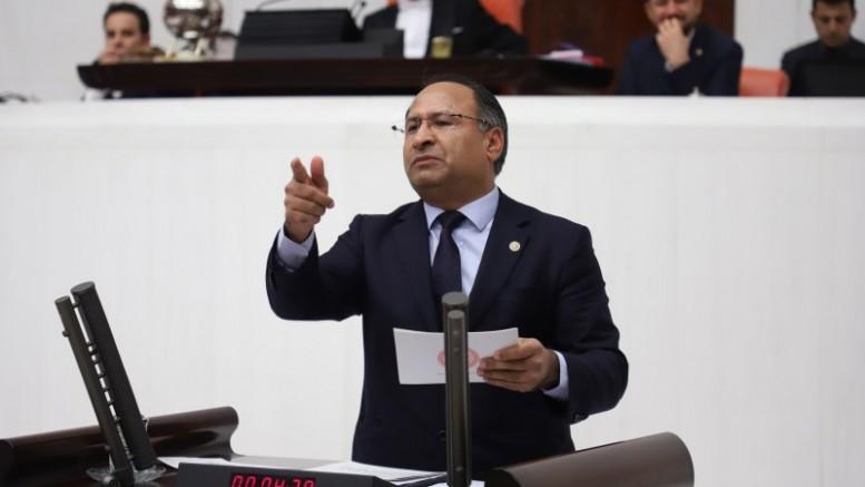 CHP İzmir Milletvekili Özcan Purçu'dan Nefret suçları Araştırma Önergesi