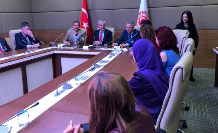 """CHP'li Kani Beko: """"Aynı Toprakların Çocuklarıyız"""