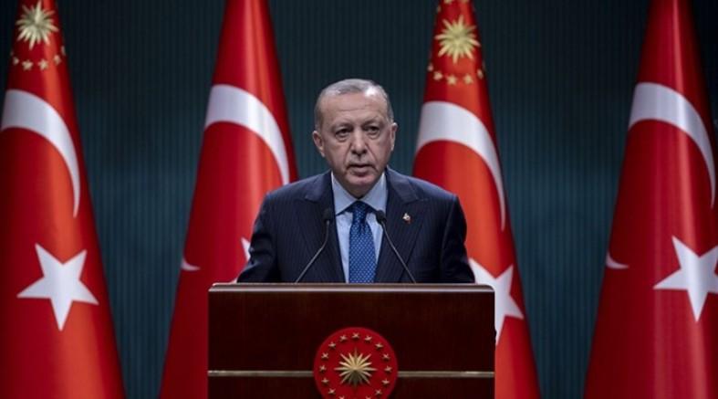 Cumhurbaşkanı Erdoğan: Kontrollü Normalleşme Kararlarını Açıkladı: İşte Alınan Yeni Kararlar