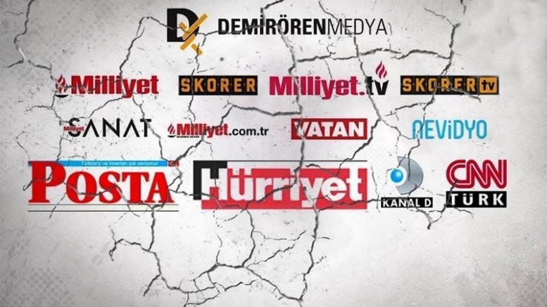 Demirören Medya'da Şok Karar! Hürriyet Dahil Tüm Gazeteler Baskıya Son Veriyor