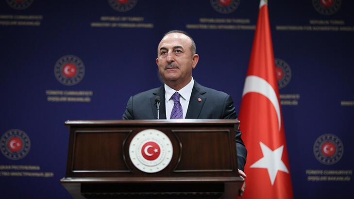 Çavuşoğlu, Mültecileri Ülkelerine Geri Göndermeye Başladıkdüzensiz göçmen sorunuyla ilgili konuştu