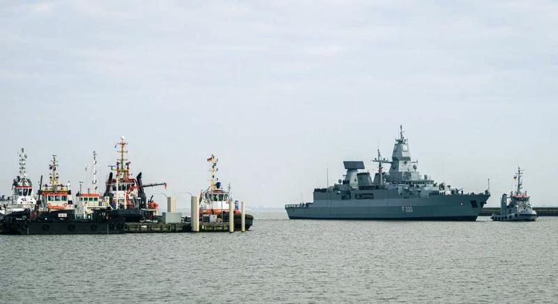 Doğu Akdeniz'de skandal: Alman askerleri Türk gemisine baskın düzenledi!