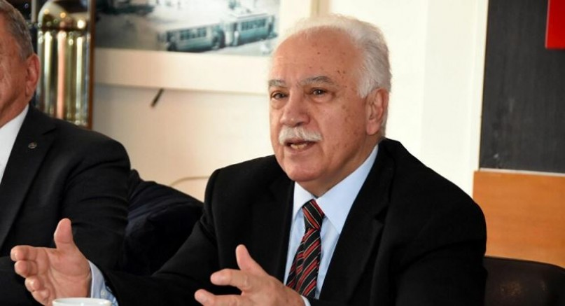 """Doğu Perinçek: """"Türkiye kuşatmaya karşı bütünsel bir strateji kurmaya başladı"""""""