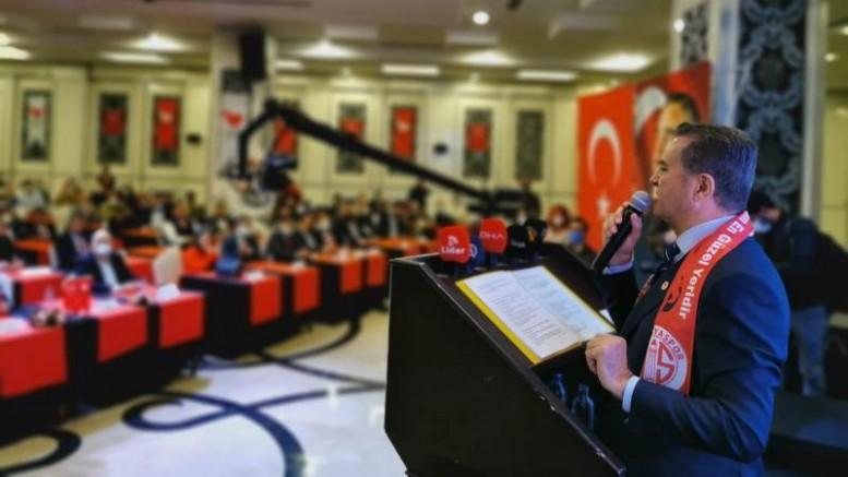 TDP Genel Başkanı Mustafa Sarıgül'den İttifak Açıklaması!