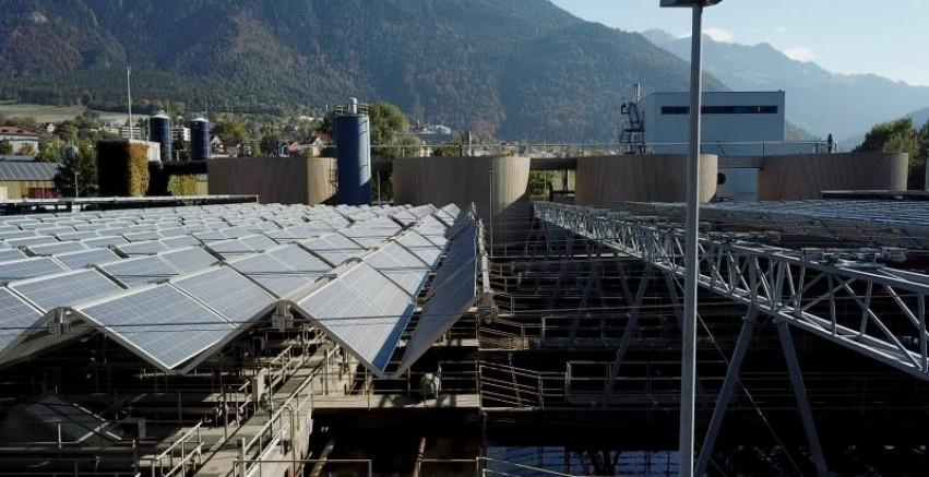 Dünyanın İlk Katlanabilir Güneş Paneli Çatısını Nord Hareket Ettiriyor!