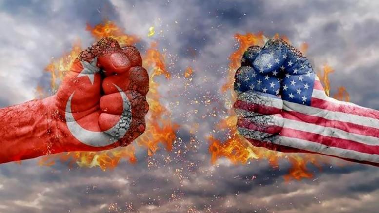 Türk Halkının Yüzde 95'i ABD, Türkiye'nin Dostu Değildir Dedi