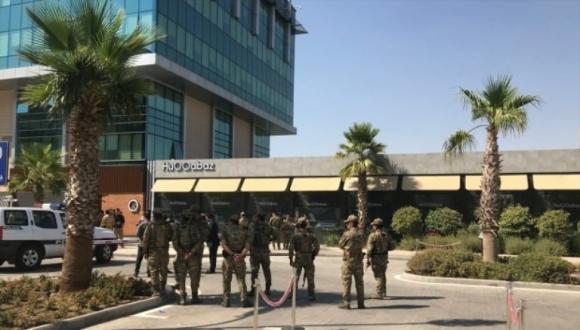 Erbil'de Restorana Saldırı! Türk Yetkililer de Oradaydı: Türk Konsolosluk Yetkilisi Şehit Oldu