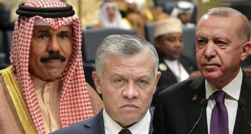 Erdoğan'dan Filistin hamlesi: Liderlerle 'Mescid-i Aksa' görüşmesi