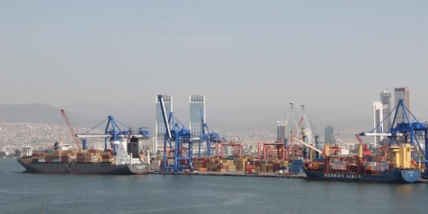 Eylül ayında Ege Bölgesi'nden 1 milyar 957 milyon dolarlık ihracat