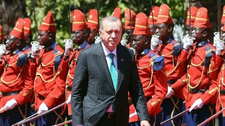 FT: Türkiye'nin Afrika'ya Dönüşü Fransa'yı Kızdırdı