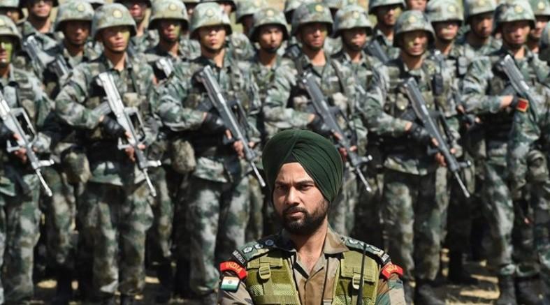 Gerilim Yükseliyor, Çin- Hindistan İki Ülke de Savaş Pozisyonu Almaya Başladı