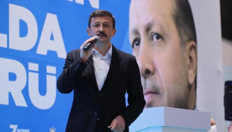 Hamza Dağ'dan İzmir'e müjde: Depremzede esnafa KOSGEB'ten faizsiz kredi