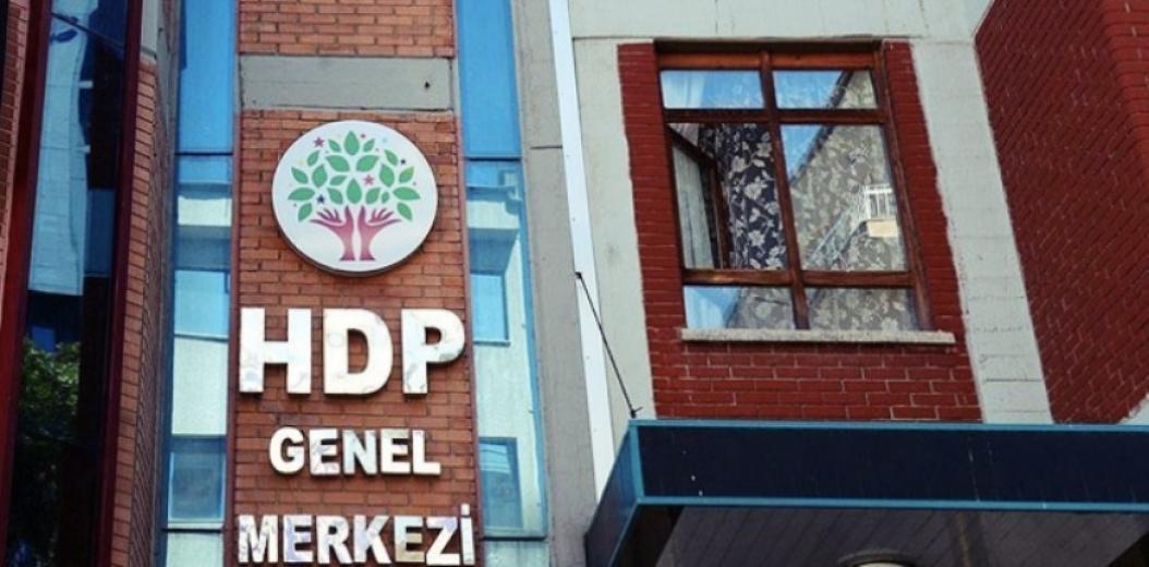 HDP'ye İkinci Kapatma Davası Açıldı: İşte İddianameden Çarpıcı Detaylar