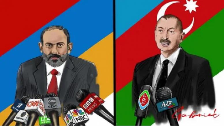 Her Şeyi Özetleyen Karikatür: Bütün Batı Basını İşgalci Ermenistan'ın Yanında
