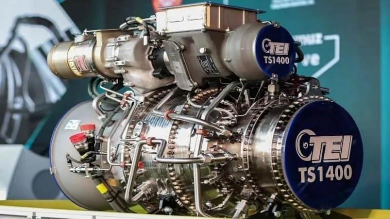 İlk Milli Helikopter Motorun İkincisi de Başarıyla Çalıştırıldı