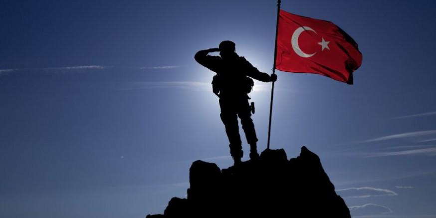 İnlerine Girildi: PKK'nın Can Damarına Bayrak Dikildi!