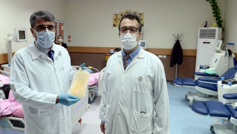 İnönü Üniversitesinde Plazma Yöntemiyle Corona Tedavisi Başladı