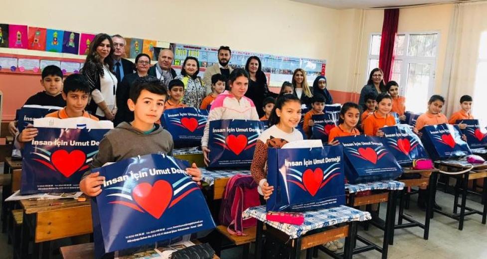 İnsan İçin Umut Derneği Başkanı Menşure Gökçe'den Yeni Eğitim Öğretim Yılı Mesajı