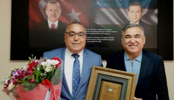 İşadamı Ali Baklan Mirziyoyev'in BM'deki Konuşmasını değerlendirdi