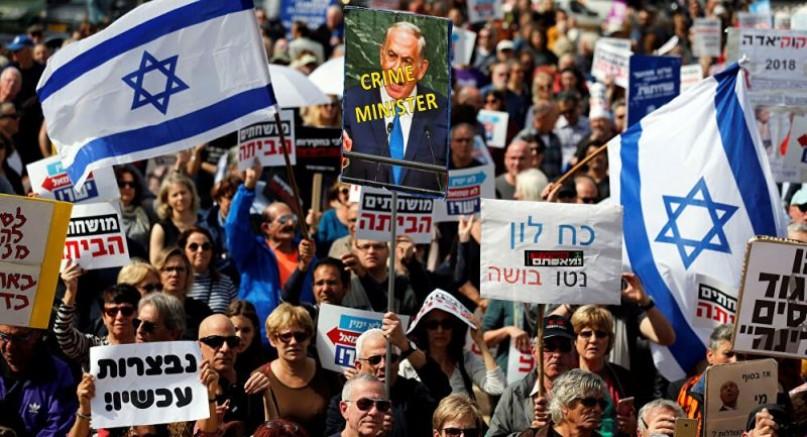İsrail'de Büyük Kaos: İç Savaş Uyarısı Yapıldı!