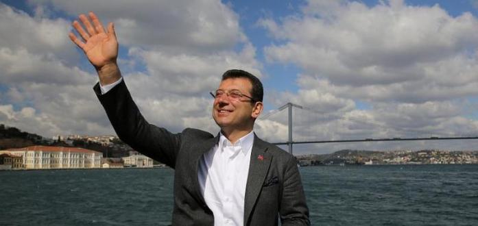 İstanbul'da Yarışı Ekrem İmamoğlu Kazandı