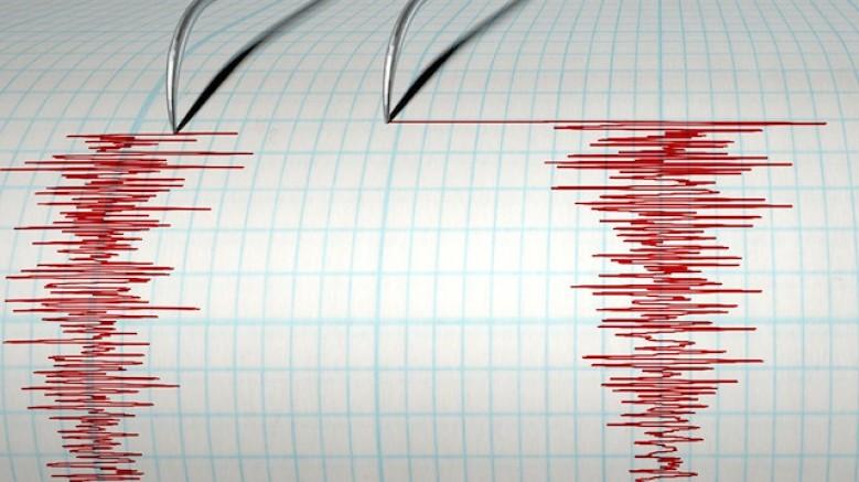 İzmir'de 4,3 şiddetinde deprem