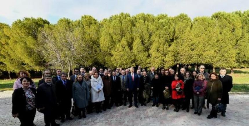 İzmir'in Simgesi Olacak, Erdoğan Talimat Verdi! Millet Bahçesi oluyor
