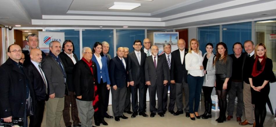 İzmir Medya Platformu Buluşmasında Konuşan Mehmet Yavuz;İZKA 750 Milyon TL Bütçeli 600 Projeye Destek Verdi!
