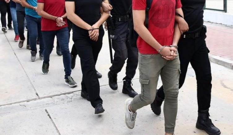 İzmir Merkezli 11 ilde operasyon! 51 Gözaltı Kararı